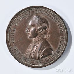 Captain James Cook Memorial Medal