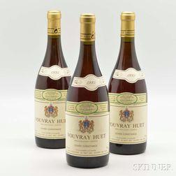 Domaine Huet Cuvee Constance 1995, 3 bottles