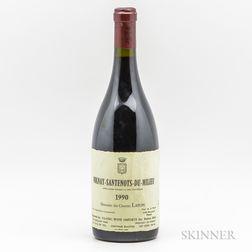 Comtes Lafon Volnay Santenots du Milieu 1990, 1 bottle