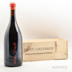 Einaudi Langhe Rosso 2000, 1 3 liter bottle