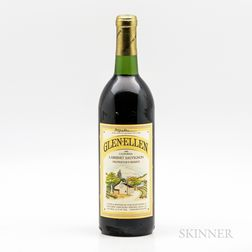 Glen Ellen Cabernet Sauvignon 1985, 1 bottle