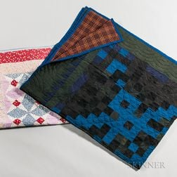 Two Mennonite Quilts