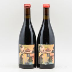 Red Car Amour Fou Pinot Noir 2003, 2 bottles