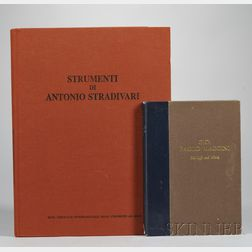 Two Volumes on Violin-Related Subjects
