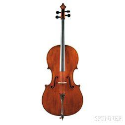 Modern Italian Violoncello, Ascribed to Luigi Rovatti