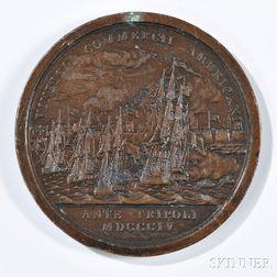 Comitia Americana Edward Preble Tripoli Medal