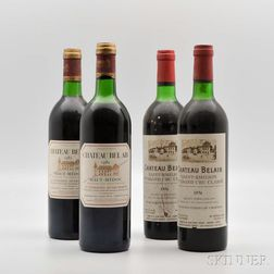 Dueling Bordeaux, 4 bottles