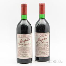Penfolds Grange 1982, 2 bottles