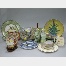 Group of English Ceramic Items
