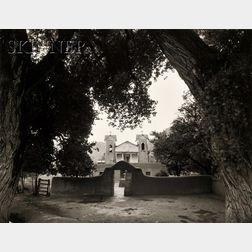 Willard van Dyke (American, 1906-1986)      Santuario de Chimayo