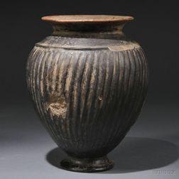 Etruscan Impasto Vase