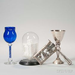 Four Judaic-themed Objects