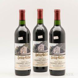 Heitz Marthas Vineyard Cabernet Sauvignon 1997, 3 bottles