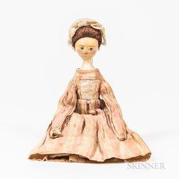 18th Century Queen Anne Doll