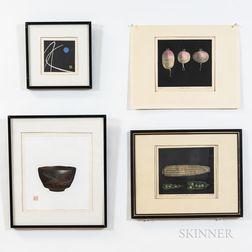 Four Japanese Prints