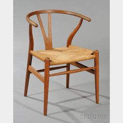 Hans Wegner (1914-2007) Wishbone Chair