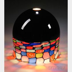Leucos Art Glass Lampshade