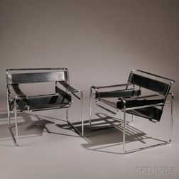Two Wassily Chairs
