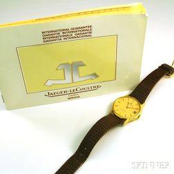Gentleman's Jaeger-LeCoultre Wristwatch