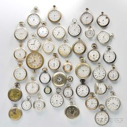 Forty Swiss Watches