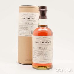 Balvenie Tun 1401 Batch #9, 1 750ml bottle (ot)