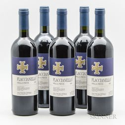 Fontodi Flaccianello 1997, 5 bottles