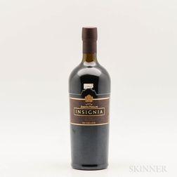 Joseph Phelps Insignia 2000, 1 bottle