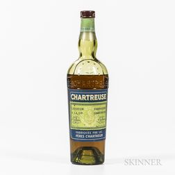 Green Chartreuse, 1 23.6oz bottle Spirits cannot be shipped. Please see http://bit.ly/sk-spirits for more info.