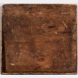 Pine Square Corner Cutting Board