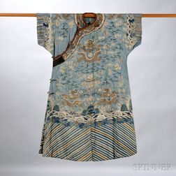 Semiformal Kesi Dragon Robe