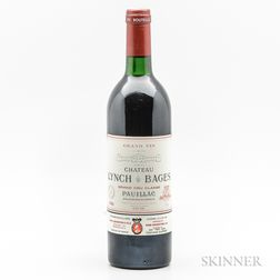 Chateau Lynch Bages 1986, 1 bottle
