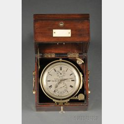Two-Day Marine Chronometer T.S. & J.D. Negus