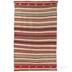 Navajo Banded Blanket