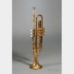 French Trumpet, Selmer Company, Paris, c. 1950