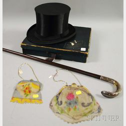 Four Antique Lady's and Gentleman's Accessories