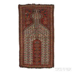 Beshir Prayer Rug