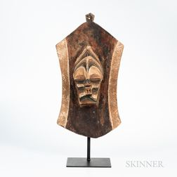 Songye Plaque Mask