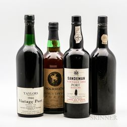 Mixed Port, 4 bottles