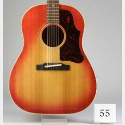 American Guitar, Gibson Incorporated, Kalamazoo, 1961, Model J-45