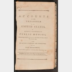 (Treasury, United States State Papers)