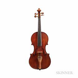 American Violin, Victor Gardener, Eagle Point, 1987