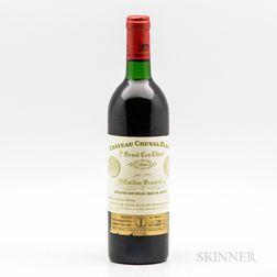Chateau Cheval Blanc 1986, 1 bottle
