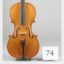 Italian Violin, Otello Bignami, Bologna, 1967