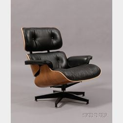 Charles Eames Lounge Chair: Seagram Collection