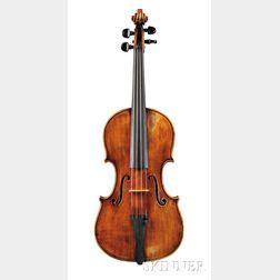 Modern Italian Violin, School of Stefano Scarampella, Mantua, c. 1904