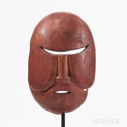 Large King Island Mask