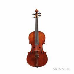 American Violin, Howard Sands, Eagle Point, 1983