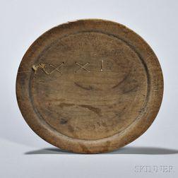 Treen Plate