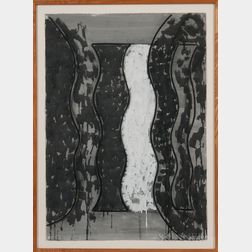 Porfirio DiDonna (American, 1942-1986)      Untitled