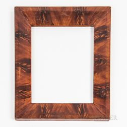 Grain-painted Pine Picture Frame